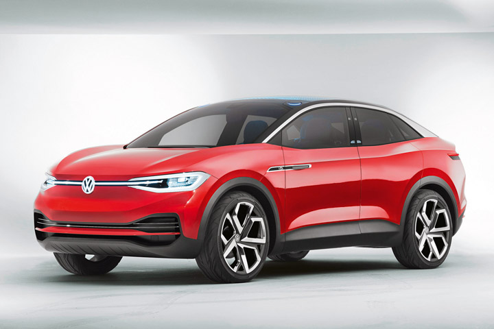 Ford Mach One Ev Vw Id X Suv Battery Pack And Control System Synergies Could Bring Significant Cost Savings To Both Parties