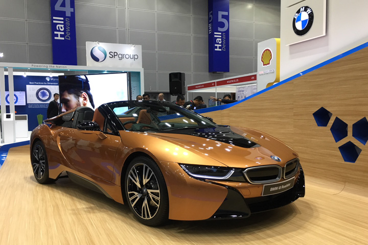 Bmw Malaysia Lifts Veil On I8 Roadster Video