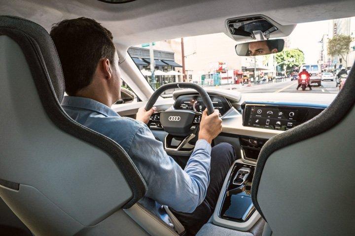 Audi E Tron Gt