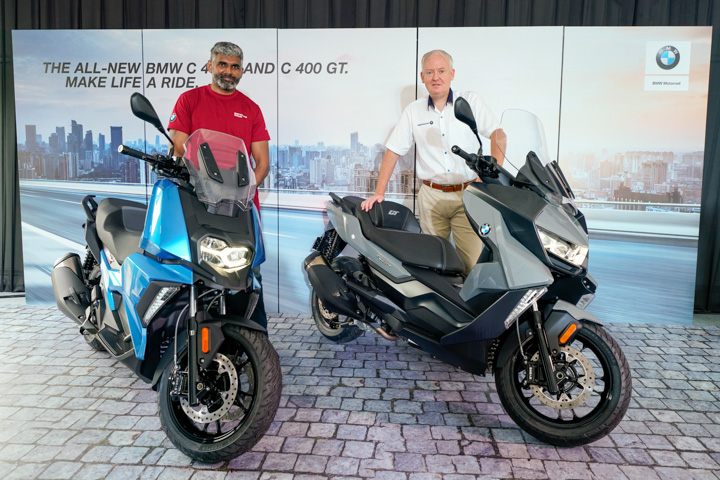 Bmw Motorrad Malaysia 4 Motorbikes Launched From Rm44 500