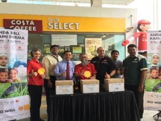 Shell Malaysia launched Anda Beli, Kami Terima CSR campaign