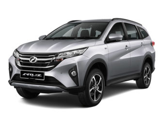 Perodua has delivered 13,000 units of the Aruz SUVs to date