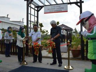 Perodua has opened Eco Garden green lung in Sungai Choh