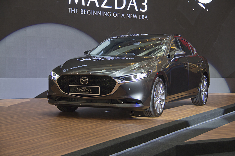 New-Generation Mazda3 Launched in Malaysia