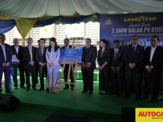 Goodyear Malaysia installs solar power at Shah Alam corporate office and factory