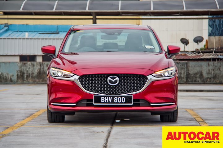 The 2019 Mazda6 2.5L Skyactiv-G GVC Review - Looks As Good As It Drives