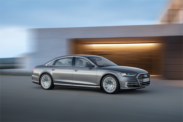 Audi A8 L (D5) now in Malaysia from for RM879,900 - Now with more room