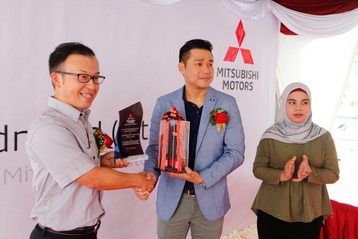 Mitsubishi Motors Malaysia 3S Centre opens in Sitiawan, Perak