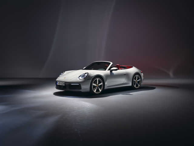 "Porsche unveils ""base"" 2019 911 Carrera for just under $480k"