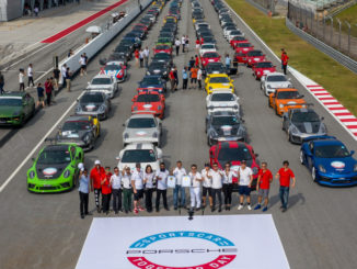 Porsche sets record at Sportscar Together Day Malaysia