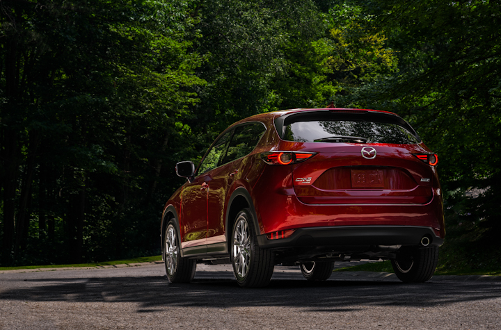 New Mazda CX-5 gets turbocharged and Mazda6 receives product update