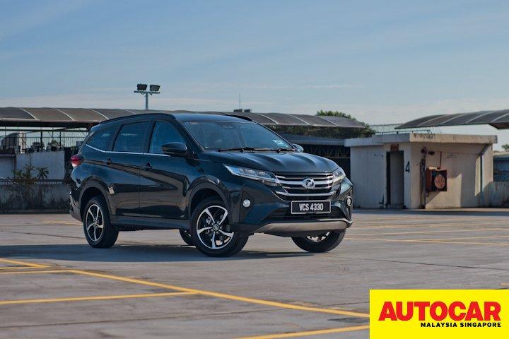 2019 Perodua Aruz AV Review: When contradictions become harmony