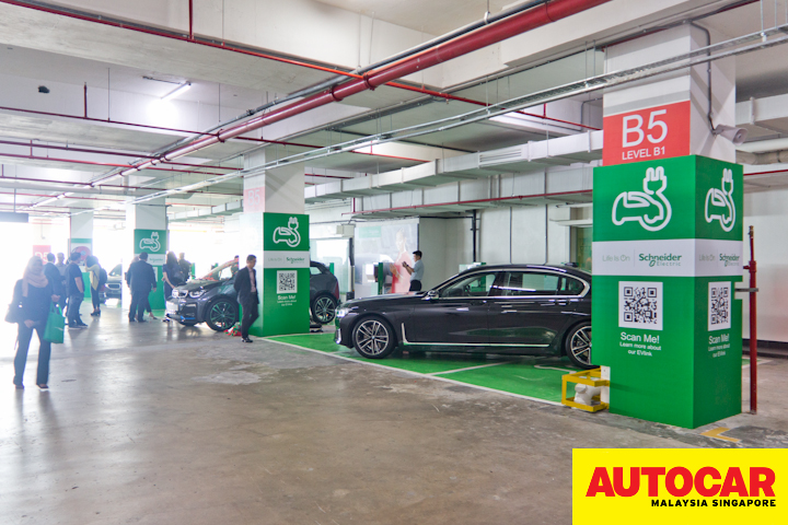 Resorts World Genting launched first EV charging station