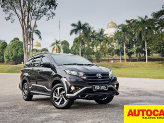 2019 Toyota Rush 1.5S review - For many road trips to come