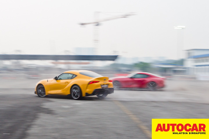 2019 Toyota GR Supra (A90) makes official debut in Malaysia