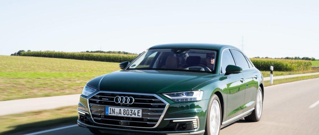 2019 Audi A8 L flagship line up gets hybrid powertrain