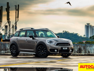 The 2019 Mini Countryman Cooper S Pure is a base model with a lot to give
