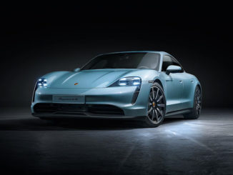 Porsche introduces 571 hp entry-level BEV Taycan 4S