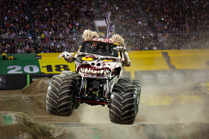 Monster Jam returns to Singapore with more trucks and fan participation