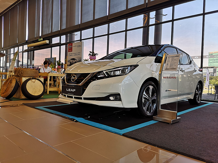 ETCM contributes back to nature in its Nissan Nurtures Nature campaign