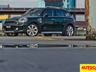 Mini Countryman Plug-In Hybrid Wired takes electric over petrol – Review