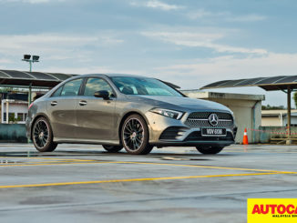 Mercedes-Benz A 250 Sedan review - Driving in Easy Mode