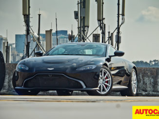 The 2019 Aston Martin Vantage review: Livable and practical everyday