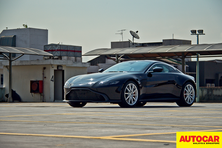 The 2019 Aston Martin Vantage Review Livable And Practical Everyday