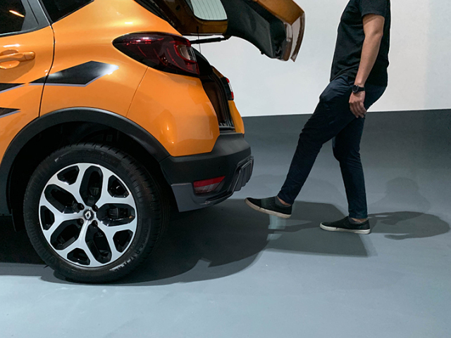 Renault Captur Trophy launched today with limited units available