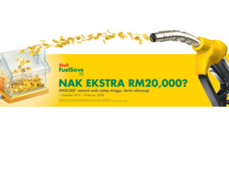 Hero image of Shell Malaysia kicks off 'Nak Ekstra RM20,000' campaign