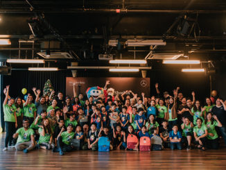 Mercedes-Benz Malaysia celebrates Christmas with Yayasan Sunbeams