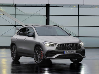 2020 Mercedes-AMG GLA 45 4Matic+ breaks cover with 415 bhp