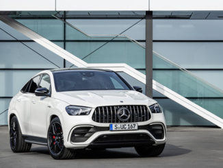 Mercedes-AMG GLE 63 4Matic+ Coupé (V167) is savegely powerful