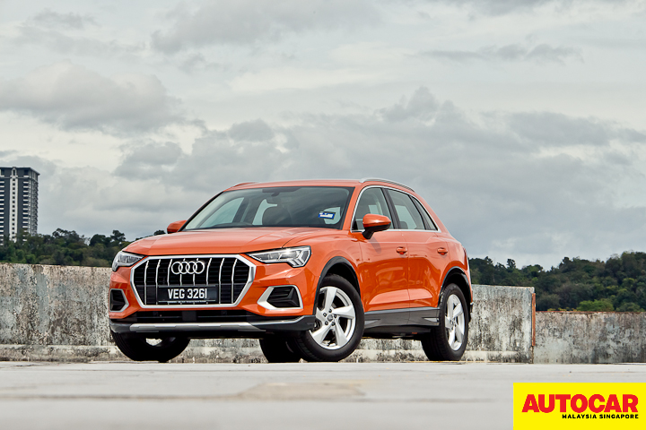 2019 Audi Q3 (F3) goes the distance, with less - Review