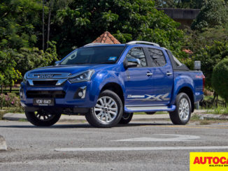 Isuzu D-Max 1.9 Blue Power review - Are pick-up trucks becoming softer?