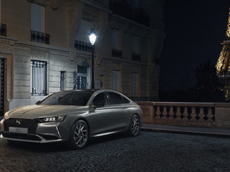 DS Automobiles to enter the excutive saloon market with the DS 9 saloon