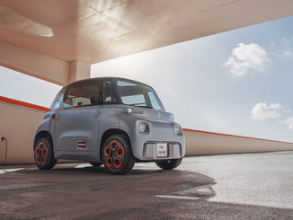 Citroën new all-electric Ami quadricycle brings mobility for all