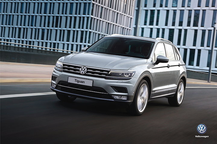 Volkswagen to provide Tiguan Highlines for LTDL 2020