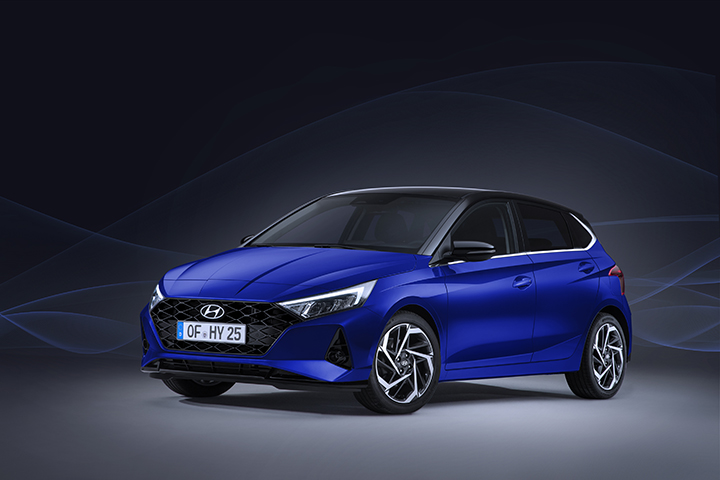 2020 Hyundai i20 debuts with new design, tech and mild hybrid