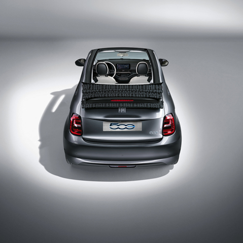All-electric third-generation Fiat 500 launched with 320 km range