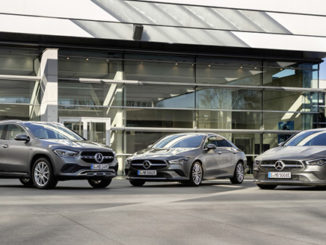 Mercedes-Benz CLA And GLA Now Get Plug-In Hybrid Variants
