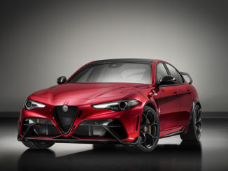 2020 Alfa Romeo Giulia GTA revived as a performance-oriented four-door
