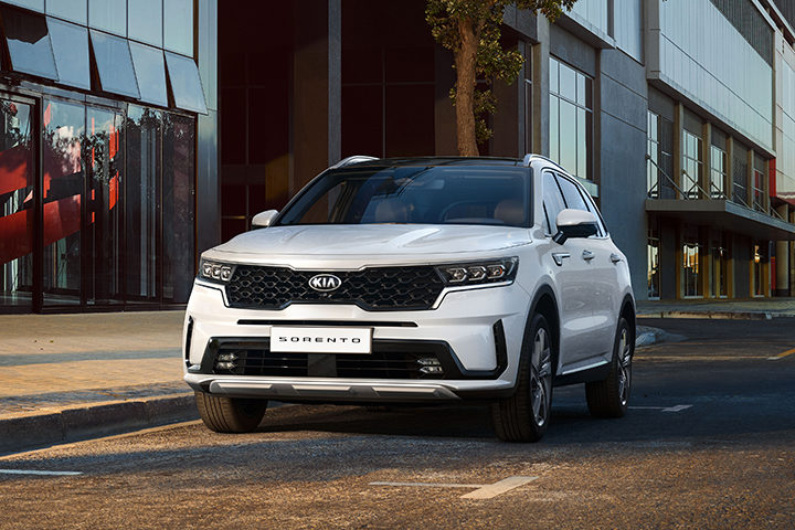 2020 Kia Sorento is now more refined with hybrid drivetrains