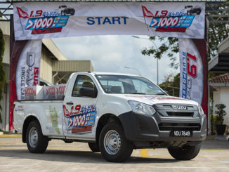 Isuzu D-Max 1.9-litre did 1,000+ km and climbed Titiwangsa with one tank