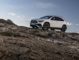 2020 Mercedes-Benz GLA crossover is ready for the outdoors