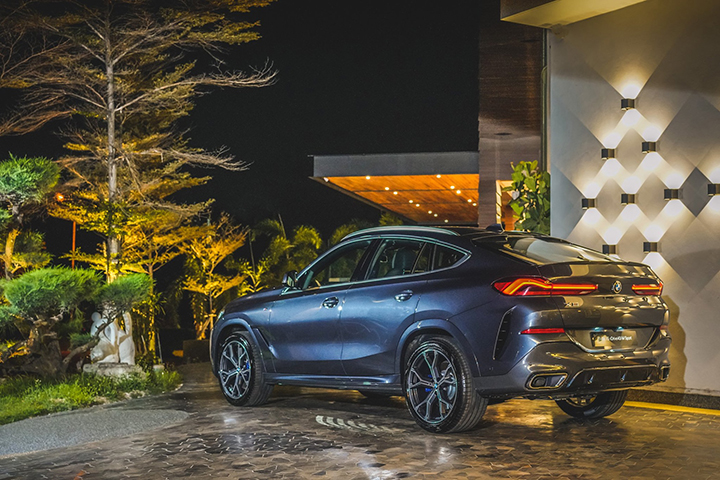 2020 BMW X6 xDrive40i launched with prices starting from RM 729,800