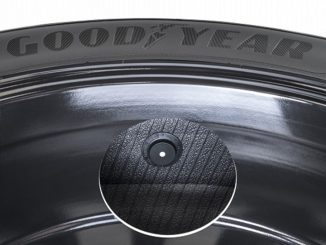 Goodyear Connected Tyres can reduce stopping distances up to 30%