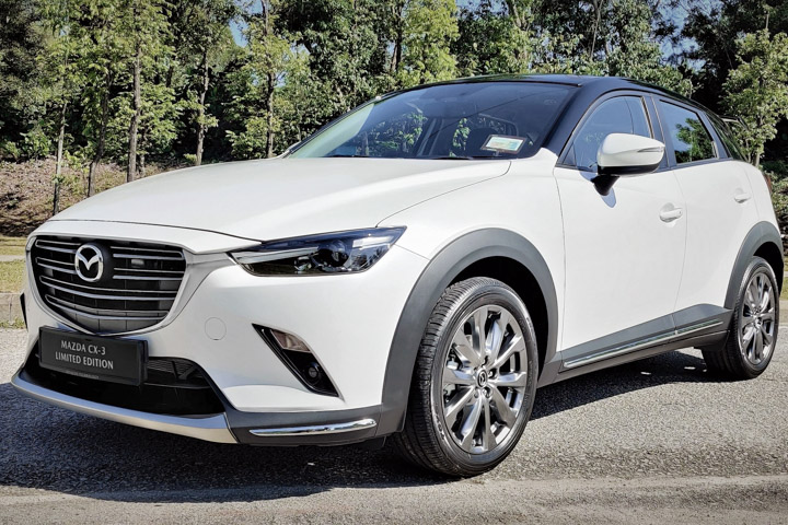 2020 Mazda Cx 3 Limited Edition Launched