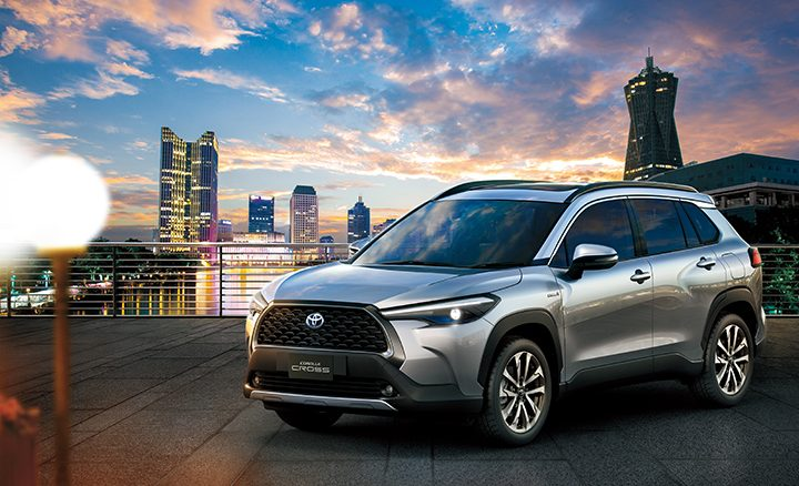 2020 Toyota Corolla Cross SUV launched with three hybrid variants
